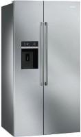 Фото - Холодильник Smeg SBS63XED
