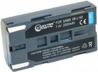 Фото - Аккумулятор для камеры Extra Digital Samsung SB-L160