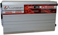 Автомобильный инвертор Luxeon IPS-6000S