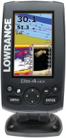 Эхолот (картплоттер) Lowrance Elite-4 HDI
