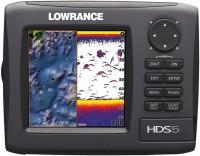 Эхолот (картплоттер) Lowrance HDS-5 Gen2
