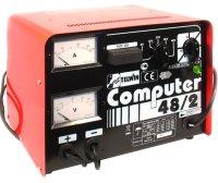 Фото - Пуско-зарядное устройство Telwin Computer 48/2 Prof