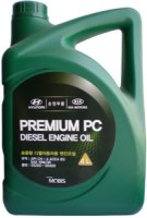 Фото - Моторное масло Hyundai Premium PC Diesel 10W-30 4L