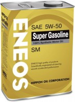 Моторное масло Eneos Super Gasoline 5W-50 SM 1L
