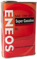 Моторное масло Eneos Super Gasoline 10W-40 4L