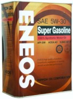 Моторное масло Eneos Super Gasoline 5W-30 SM 4L
