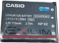 Аккумулятор для камеры Casio NP-82