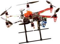 Фото - Квадрокоптер (дрон) DJI F550 Naza-M V2 Landing Skid H3-3D