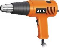 Фото - Строительный фен AEG PT 600 EC SET