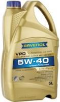 Моторное масло Ravenol VPD 5W-40 5L