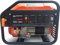 Электрогенератор Daewoo GDA 3800
