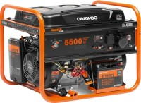 Электрогенератор Daewoo GDA 6500E