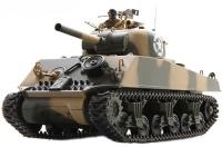 Фото - Танк на радиоуправлении VSTank M4A3 Sherman Infrared 1:24