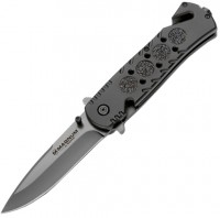 Нож / мультитул Boker Magnum Dark Lifesaver