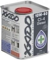 Моторное масло XADO Atomic Oil 10W-40 CI-4 Diesel 1L