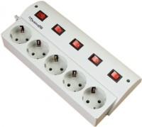 Сетевой фильтр / удлинитель Maxxtro PRO-PWS-05K-6F