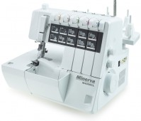 Фото - Швейная машина, оверлок Minerva M4000CL
