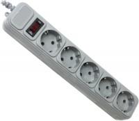 Сетевой фильтр / удлинитель Gembird SPG5-G-15G