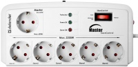 Сетевой фильтр / удлинитель Defender DFS 801