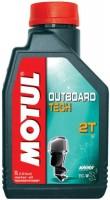 Фото - Моторное масло Motul Outboard Tech 2T 1L
