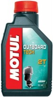 Моторное масло Motul Outboard Tech 2T 2L
