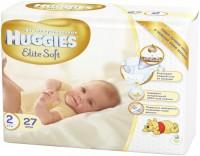 Подгузники Huggies Elite Soft 2 / 27 pcs