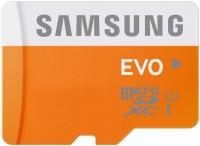 Фото - Карта памяти Samsung EVO microSDXC UHS-I 128Gb