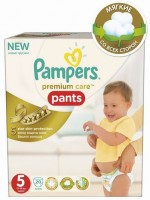 Фото - Подгузники Pampers Premium Care Pants 5 / 20 pcs