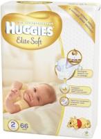 Фото - Подгузники Huggies Elite Soft 2 / 66 pcs