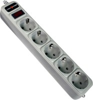 Сетевой фильтр / удлинитель Logicpower LP-X5/2m