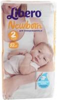 Фото - Подгузники Libero Newborn 2 / 52 pcs