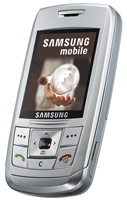 Фото - Мобильный телефон Samsung SGH-E250