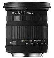 Фото - Объектив Sigma AF 17-70mm F2.8-4.5 DC MACRO