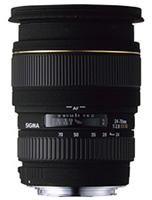 Фото - Объектив Sigma AF 24-70mm F2.8 EX DG MACRO