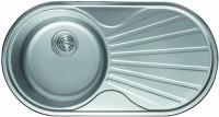 Кухонная мойка Cristal Roma Plus UA7107ZS