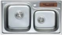 Кухонная мойка Cristal Harmony UA3102ZB