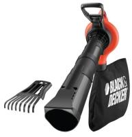 Садовая воздуходувка-пылесос Black&Decker GW3050