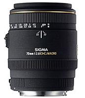 Фото - Объектив Sigma AF 70mm F2.8 EX DG MACRO