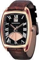 Наручные часы Romanson TL0394MRG BK