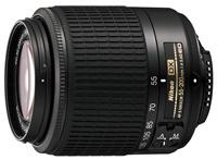 Фото - Объектив Nikon 55-200mm f/4-5.6G ED AF-S DX Zoom-Nikkor