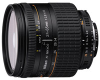 Объектив Nikon 24-85mm f/2.8-4.0D IF AF Zoom-Nikkor