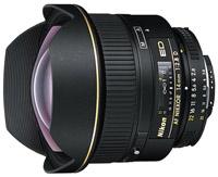 Фото - Объектив Nikon 14mm f/2.8D ED AF Nikkor