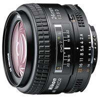 Фото - Объектив Nikon 24mm f/2.8D AF Nikkor