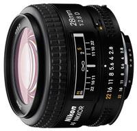 Фото - Объектив Nikon 28mm f/2.8D AF Nikkor
