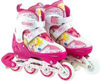 Роликовые коньки Disney Princess