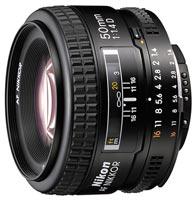 Фото - Объектив Nikon 50mm f/1.4D AF Nikkor