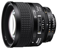 Объектив Nikon 85mm f/1.4D IF AF Nikkor