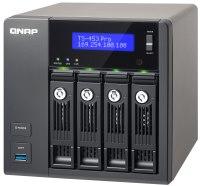 Фото - NAS сервер QNAP TS-453 Pro