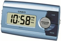 Фото - Настольные часы Casio PQ-31