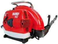Садовая воздуходувка-пылесос SOLO 467